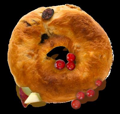 Cranberry Apple [15 Bagels]