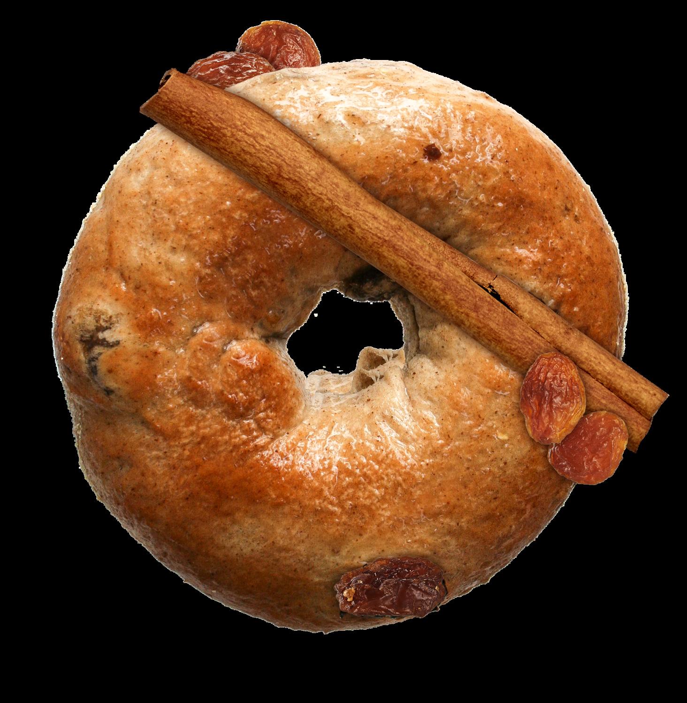 Cinnamon Raisin [15 Bagels]