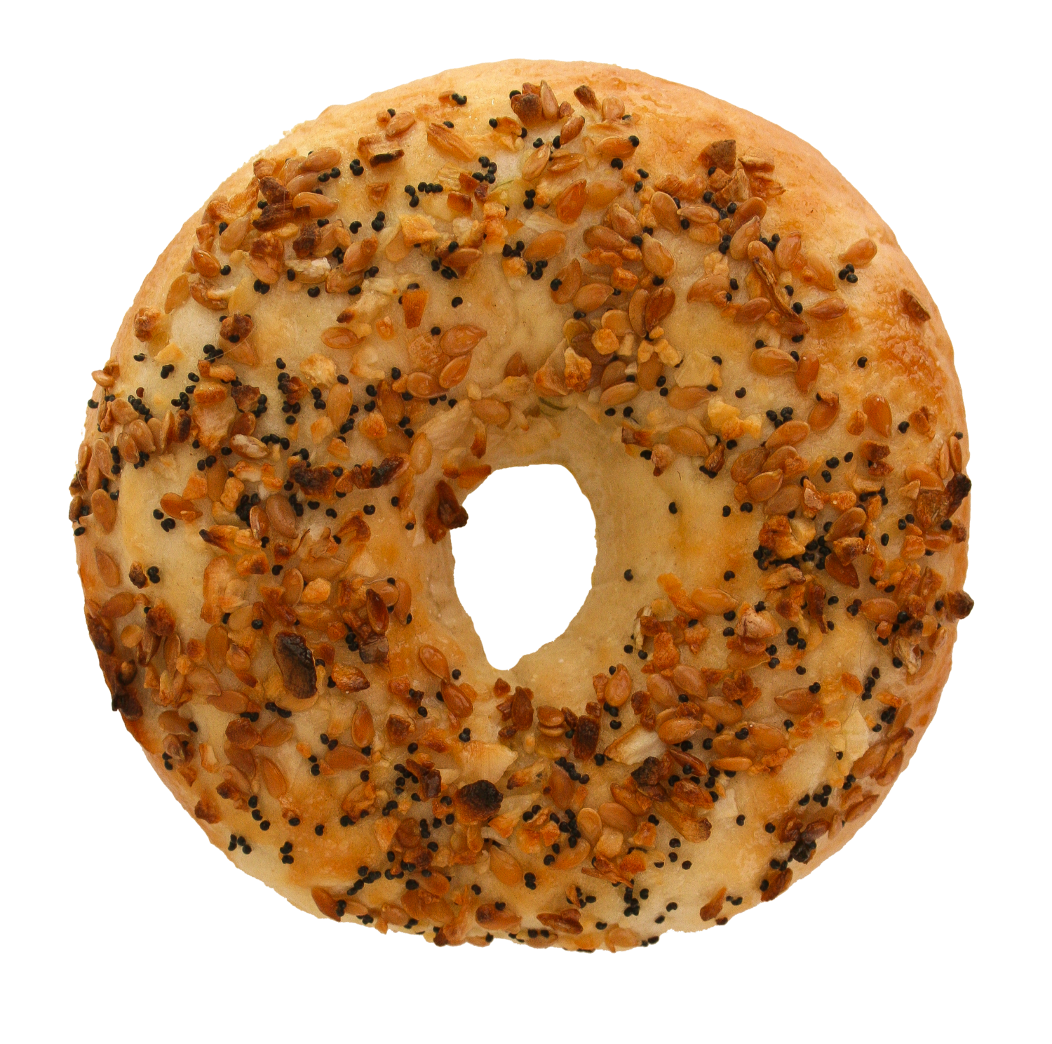 Everything Seeded [15 Bagels]