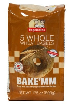 Whole Wheat [15 Bagels]