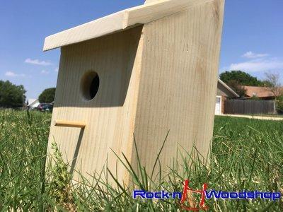 Standard Bird Houses