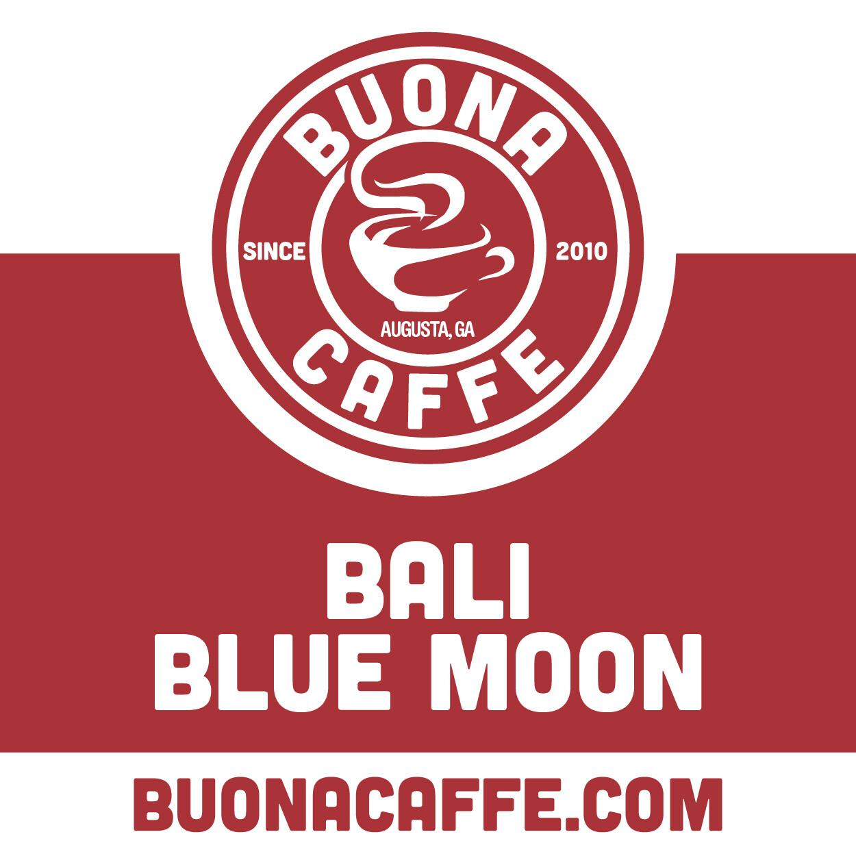 Bali Blue Moon 12 oz.