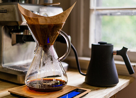 Brewing Methods (Saturday, April 18th at 10am) - 90 minutes