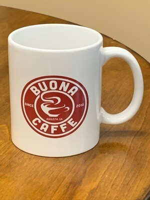 Buona Caffe Logo Mug