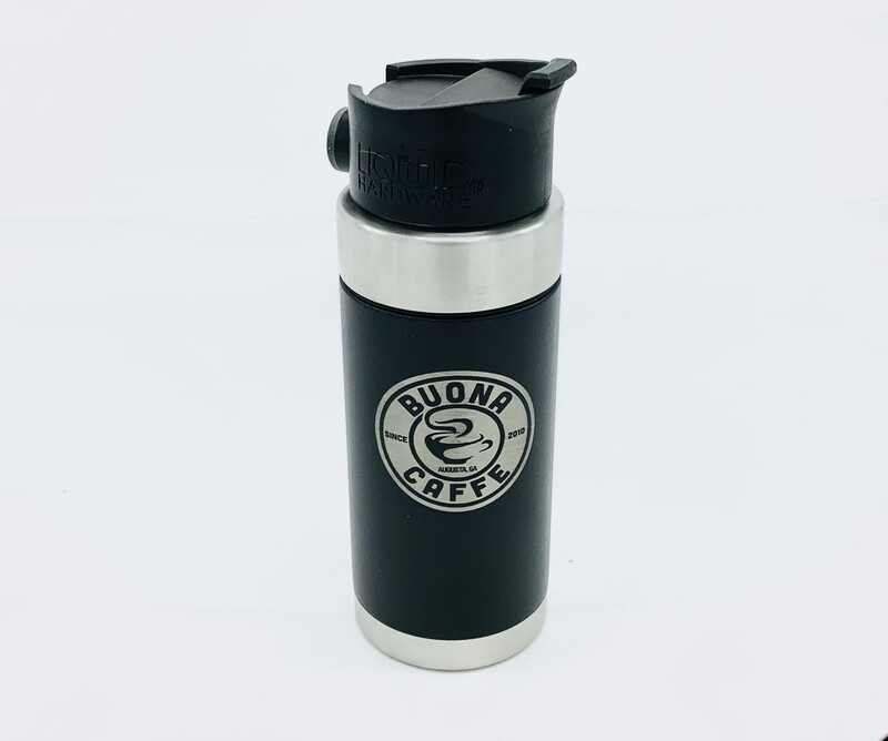 Buona Caffe 16oz Insulated SS Mug