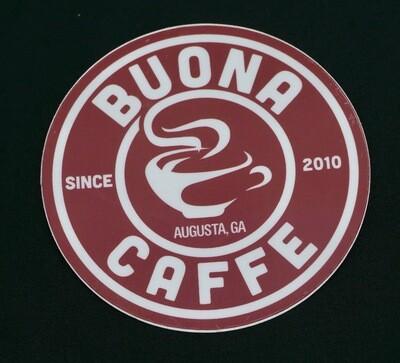 Buona Caffe stickers