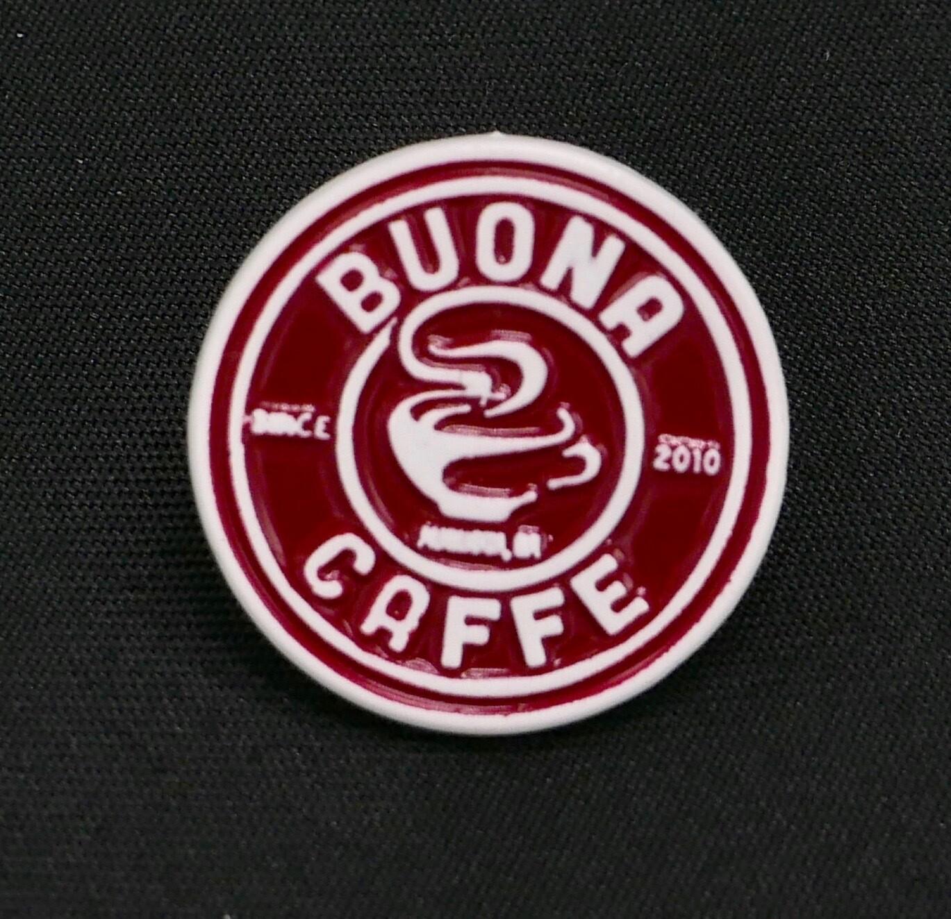 Buona Caffe Pins