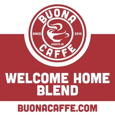 Welcome Home Blend 12 oz. (Med. & Dark Roast Blend)