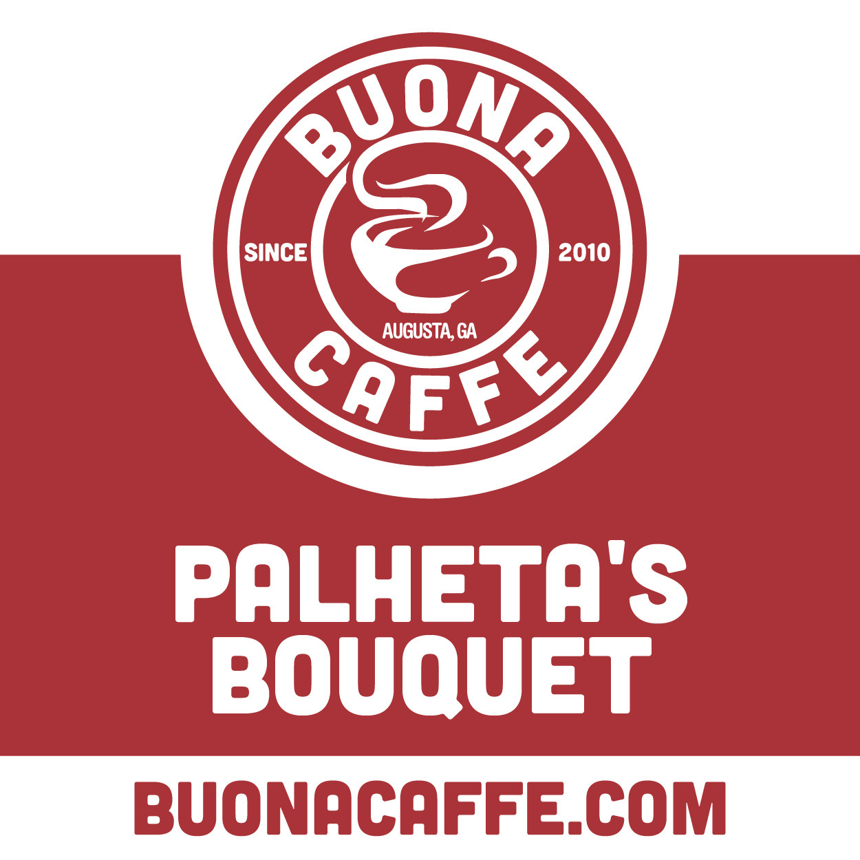 Palheta's Bouquet, 12 oz. (Medium Roast)