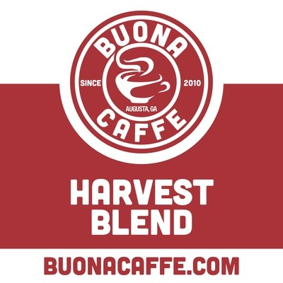 Harvest Blend 12 oz. (Med. Roast)