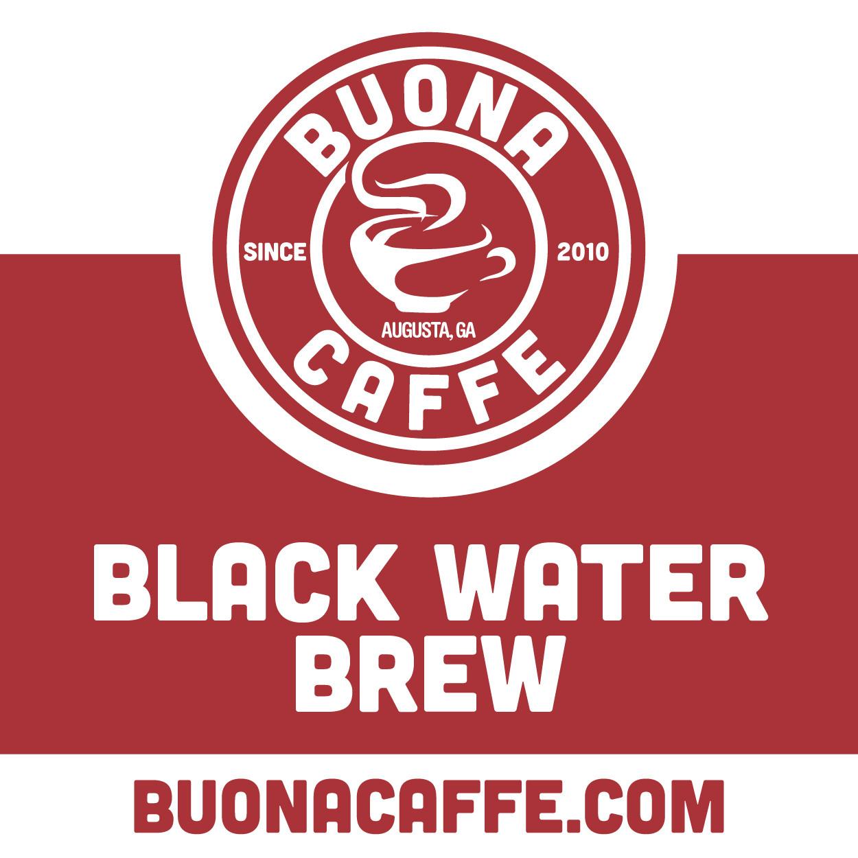 Black Water Brew 12 oz. (Med. & Dark Roast)