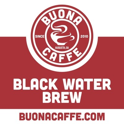 Black Water Brew 12 oz. (Med. & Dark Roast)