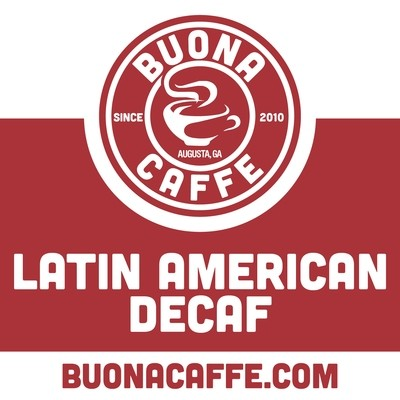 Latin American Decaf 12 oz. (Medium Roast)