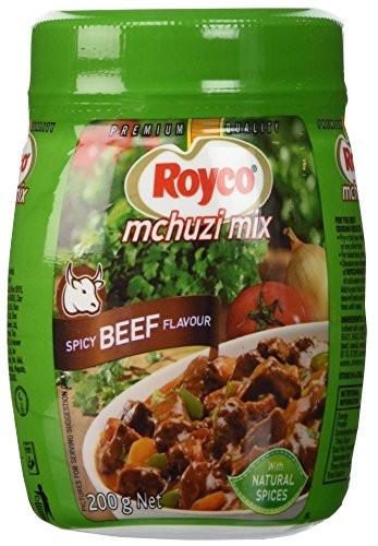 Royco Mchuuzi mix spicy Beef from Kenya-200GMS