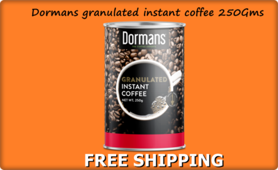 Dormans instant Granulated coffee 250Gms
