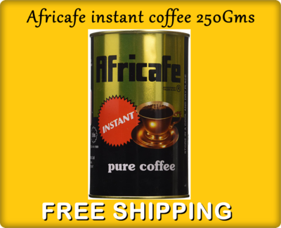 Africafe Instant coffee from Tanzania 250Gms-BUY 1 GET 1 FREE
