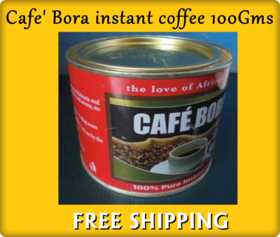 Cafe Bora Instant coffee 100Gms-BUY 1 GET 1 FREE