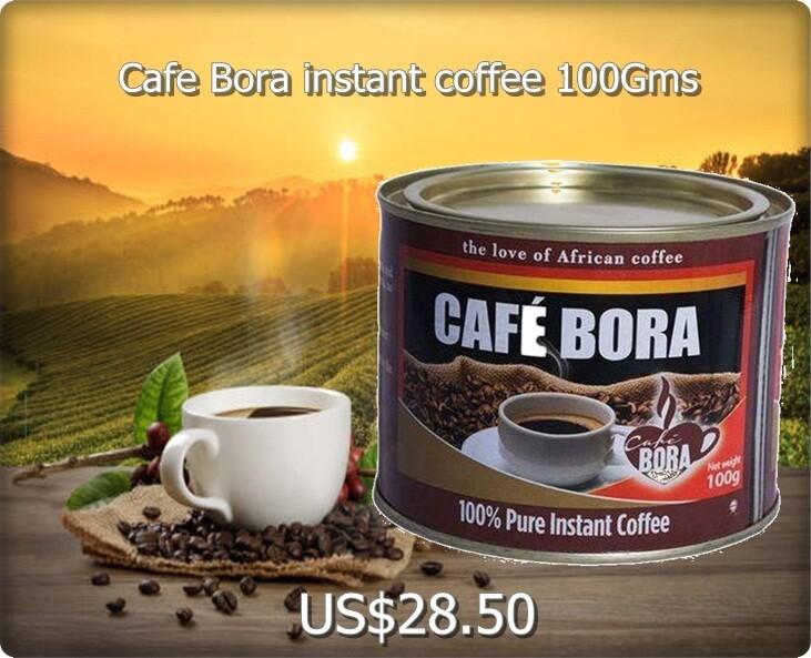 Cafe Bora Instant coffee 100Gms