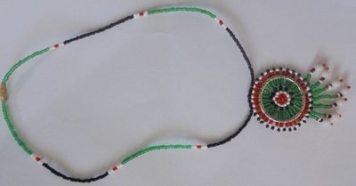 Masai beads necklaces MBN002-BUY 1 GET 1 FREE