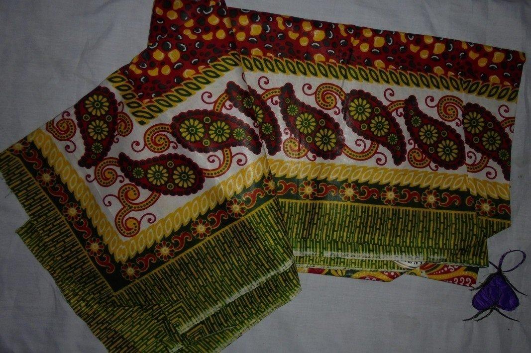 Swahili Kanga leso from Kenya MFP002