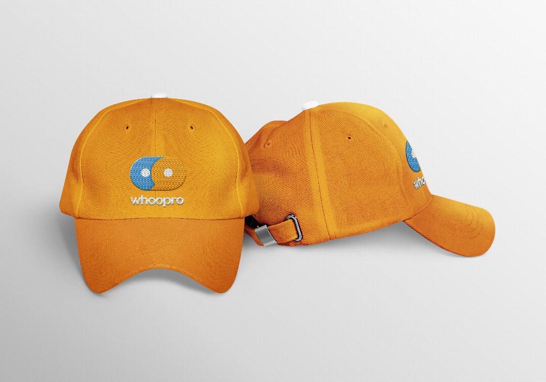 Whoopro Cap Orange