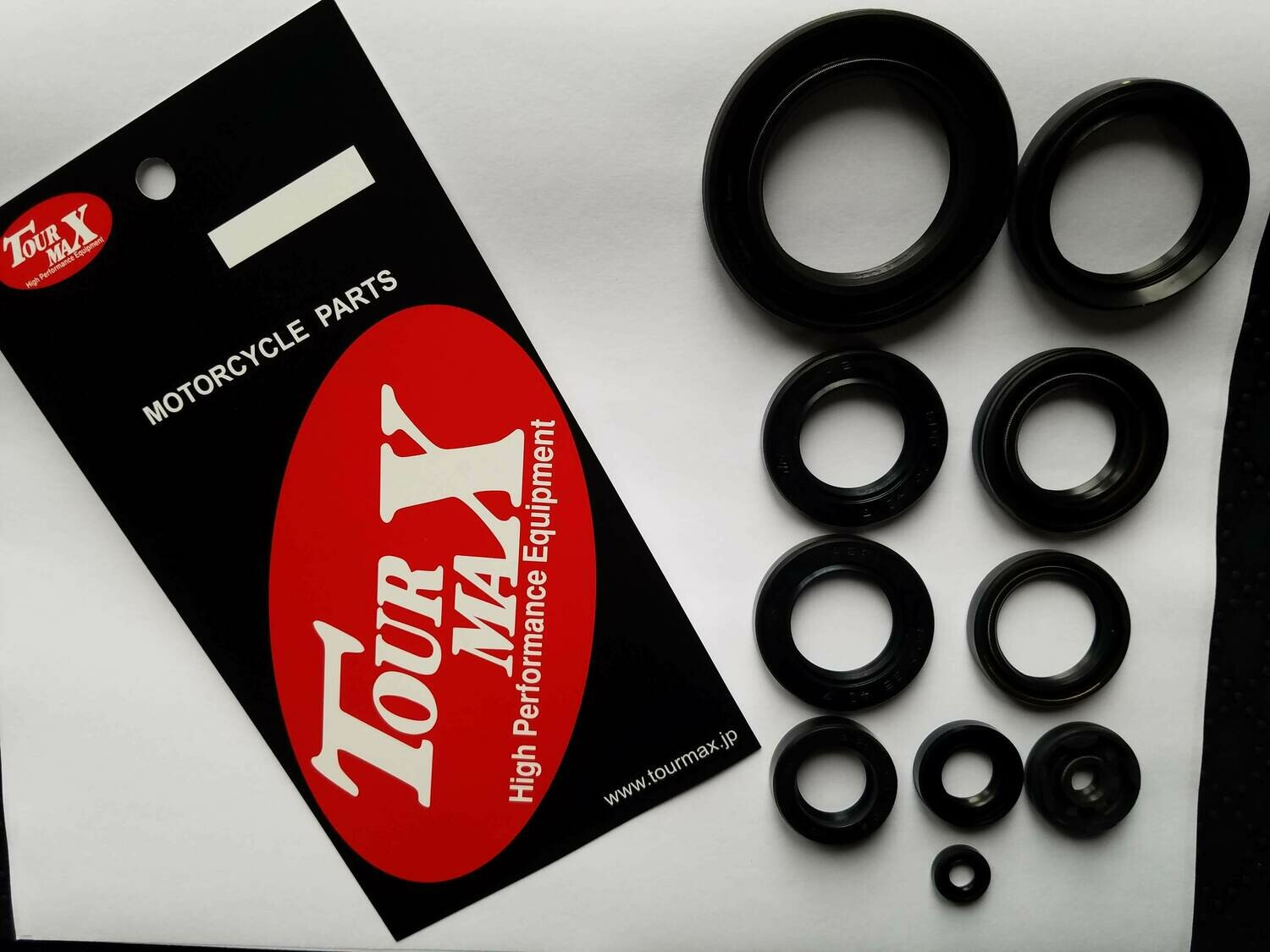 Tour Max Complete Engine Oil Seal Set 10 pc.