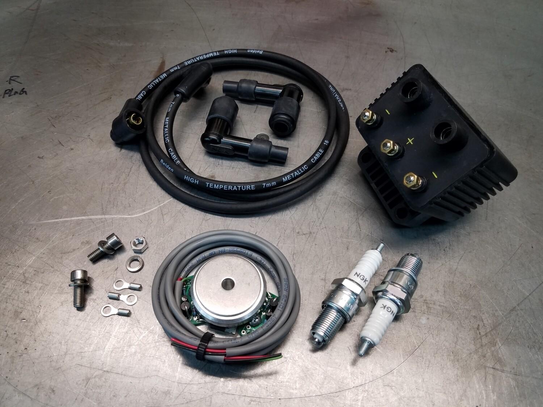 Pandemonium 277 XS650 Re-phased Electronic Ignition Kit