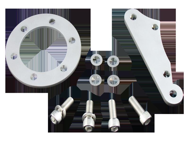 Pandemonium Brake Kit(TM) 35mm for XS650/SR500