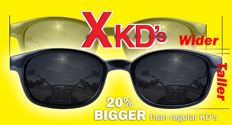 "KD-'s  ""X-KD Sunglasses Bigger Badder"""