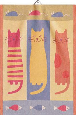 CATS HANDTUCH – TORCHON – TOWEL