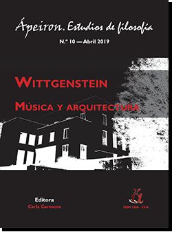 Wittgenstein. Música y arquitectura (Monográfico)