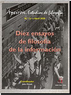Diez ensayos de filosofía de la información (Monográfico)