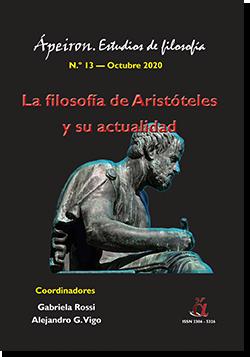 La filosofía de Aristóteles y su actualidad (Monográfico)