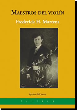 Maestros del violín (Frederick H. Martens)