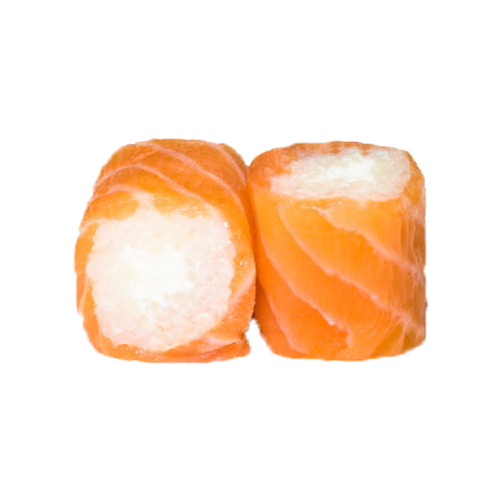 Saumon roll cheese nature