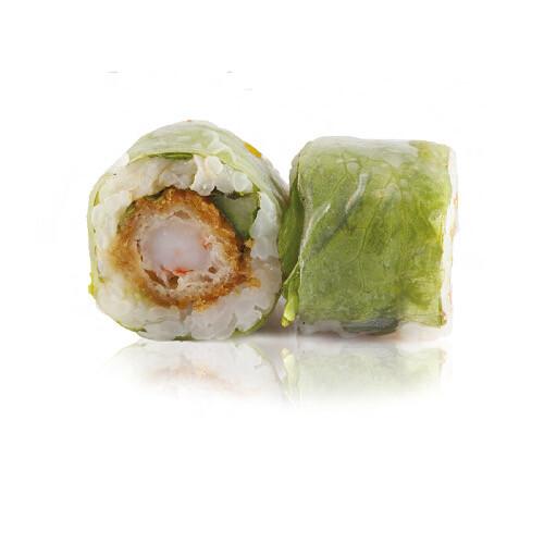 Spring rolle tempura spicy