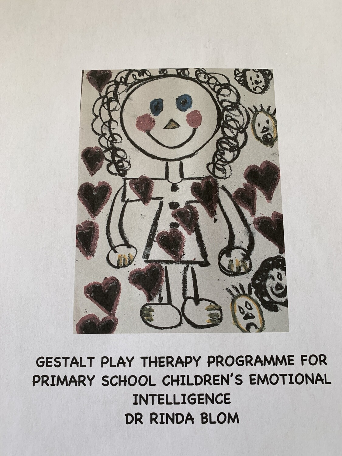 Gestalt play therapy programme for primary school children e-book