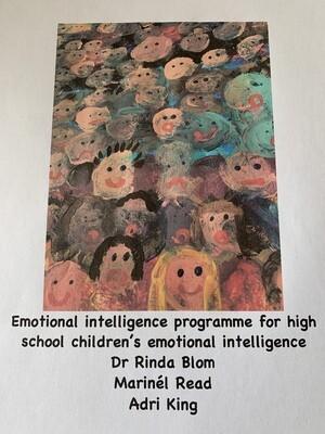 Group programme for high school children's emotional intelligence