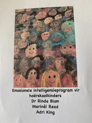 Emosionele intelligensieprogram vir hoërskoolkinders se emosionele intelligensie