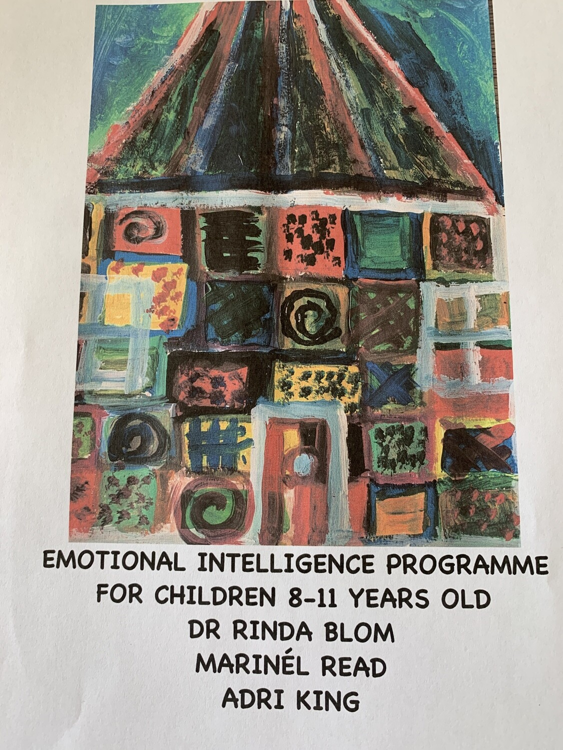 Emotional intelligence programme for children ages 8-11's emotional intelligence