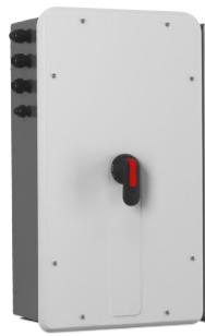 Trio50 DC wiring Box - SX version