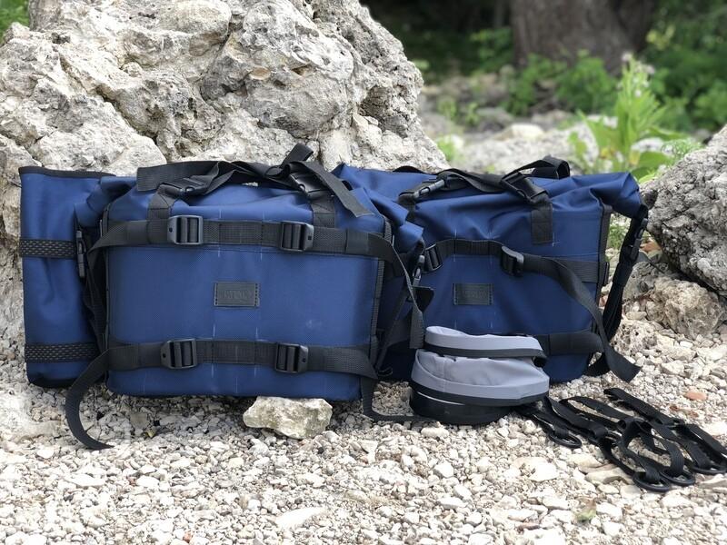 Максимальный комплект Торба XL Enduro