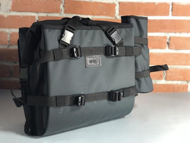 Комплект торб XL Enduro под ассиметричную багажную раму