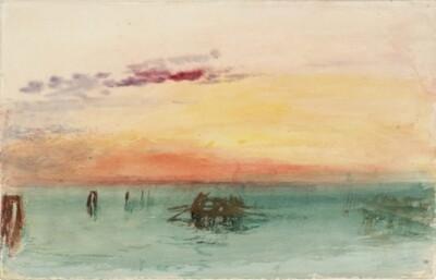 Turner - Peintures et aquarelles - Mardi 23/06 18h