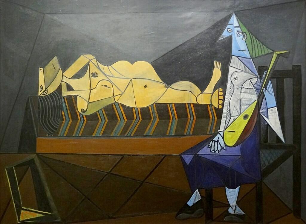 Picasso - Les années de guerre - 1939-1945 - Mercredi 17/06 18h