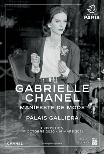 Gabrielle Chanel - 9 & 10/12 - Visite de l'exposition