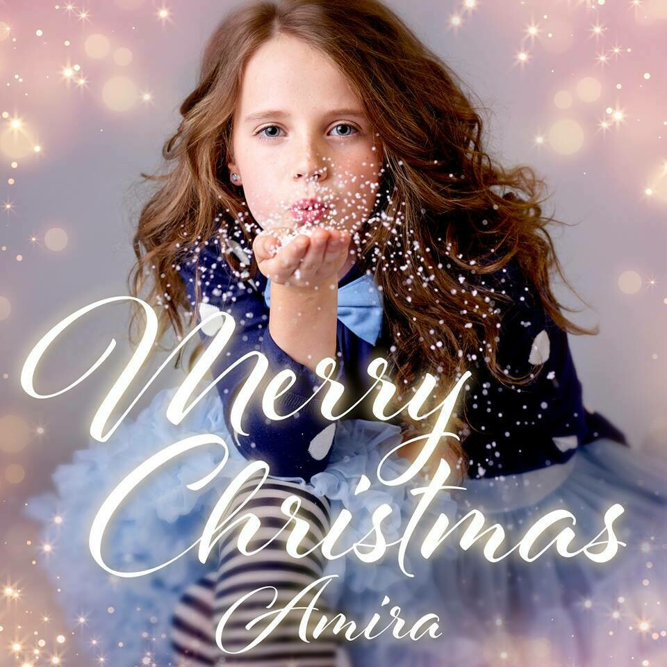 Merry Christmas  SIGNED