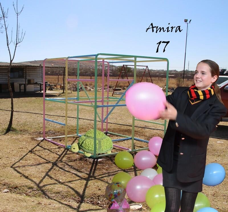Birthdaygift for Amira
