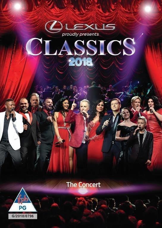 CD Classics is Groot  2018 CD