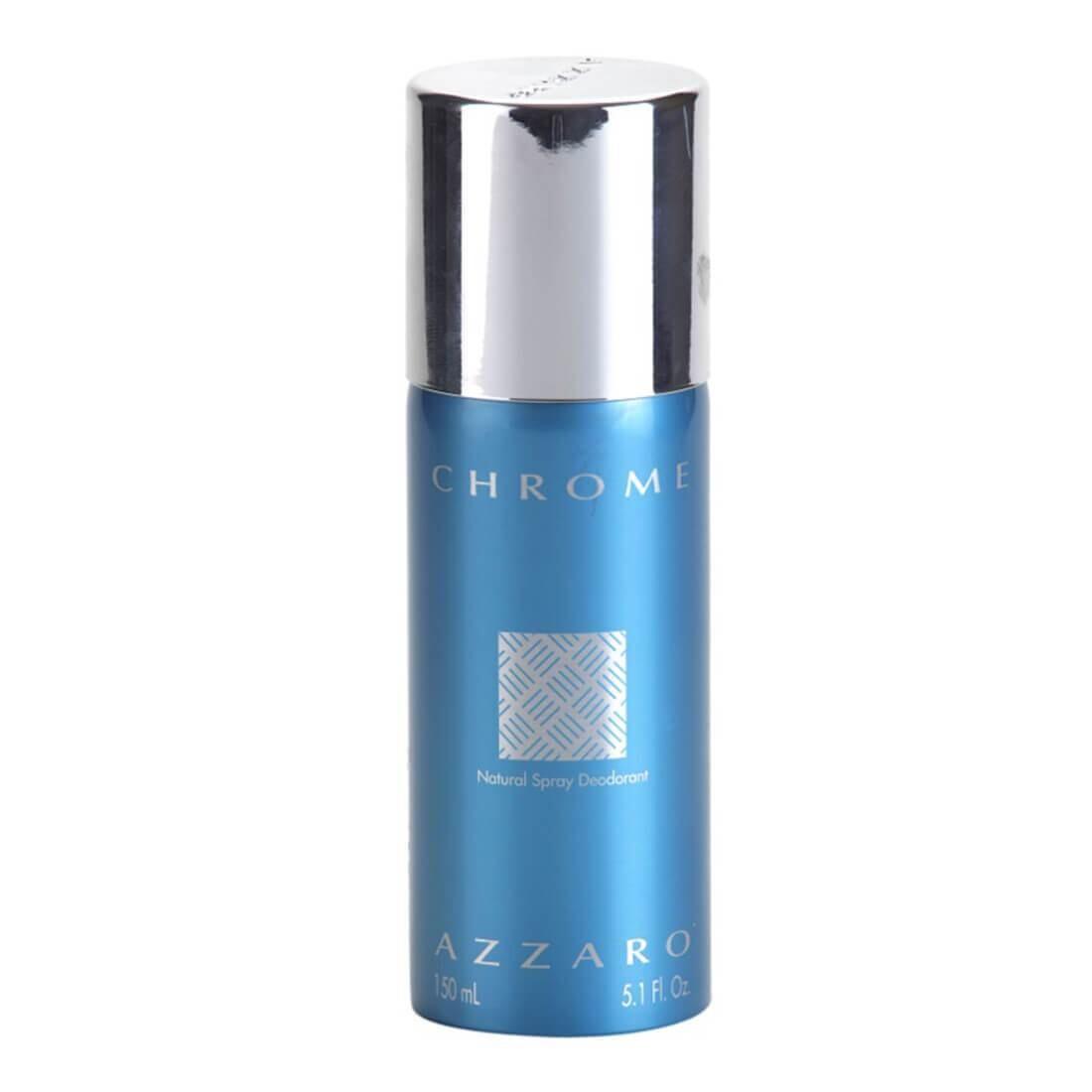Azzaro Chrome Deodorant For Men – 150ml